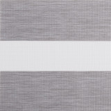 NICETOWN Custom Zebra Dual Layer Roller Shades Window Blinds