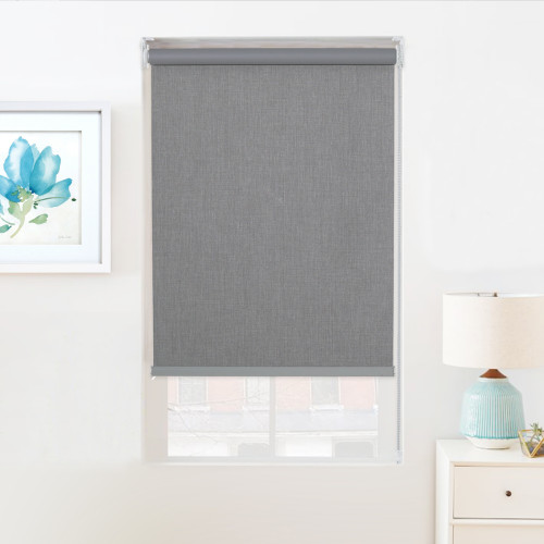 NICETOWN Custom Thermal Insulated UV Protection Blackout Roller Shade