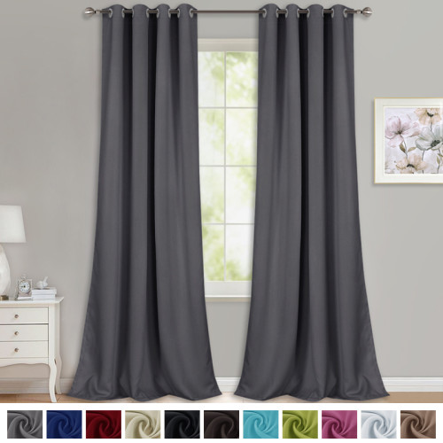 NICETOWN Custom Blackout Fabric Swatch Polyester Refundable Order Amount Over $199