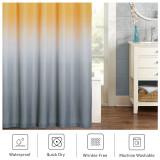 NICETOWN Boho Colorful Grey Shower Curtain for Bathroom-Tub Camper Backdrop Loft-Custom 72x72