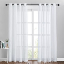 NICETOWN Sheer Faux Linen Swatch Refundable Order Amount Over $199