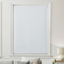Custom 100% Blackout Window Roller Shades Blind Thermal Insulated UV Protection Window Shades for Bedrooms Living Room Bathroom Office, Easy to Install by NICETOWN