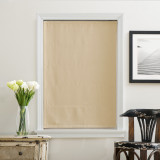 Custom Curtains Blackout Roman Shade Easy to Install by NICETOWN