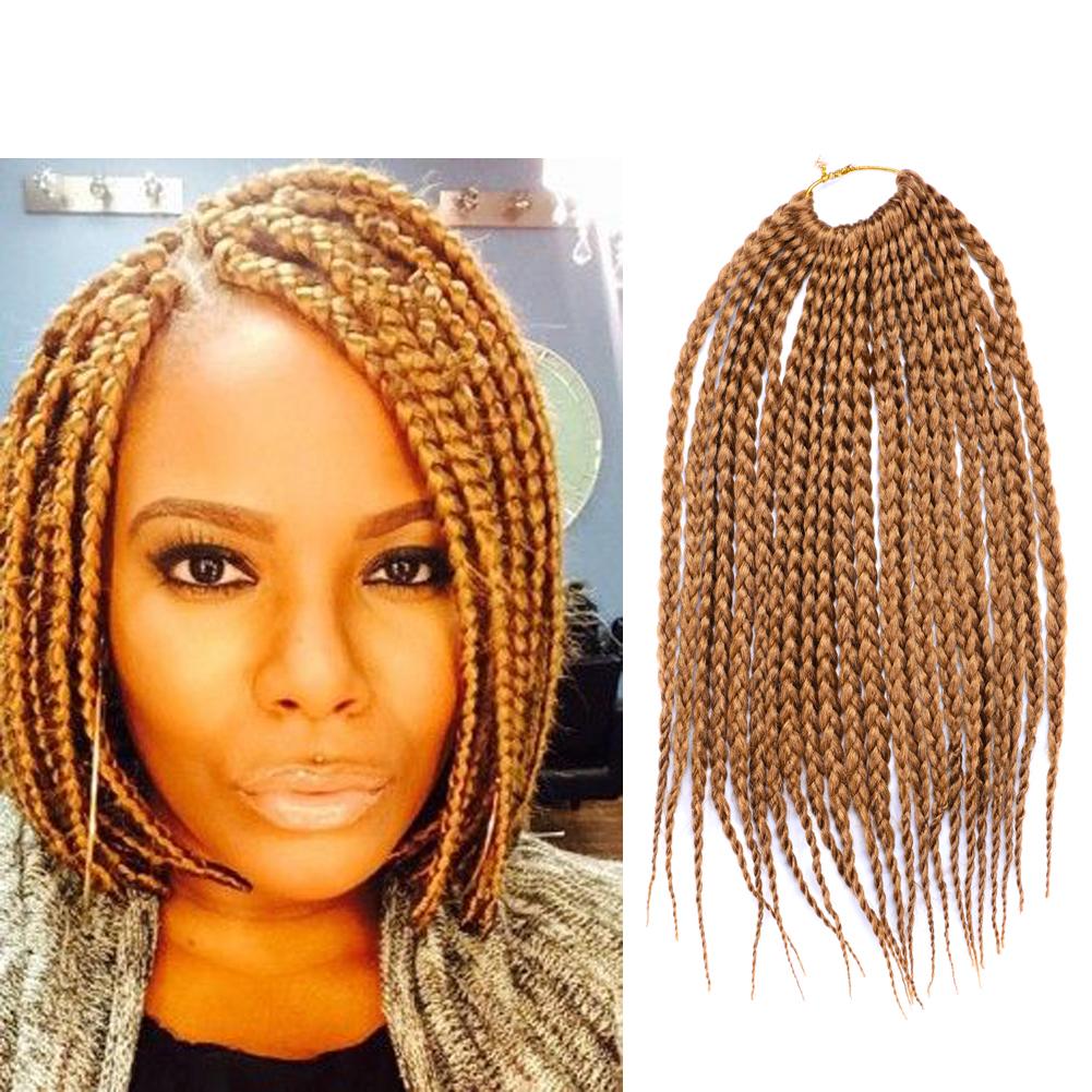 Us 699 Dairess 12 Inches 22roots Small Box Braids Crochet Hair