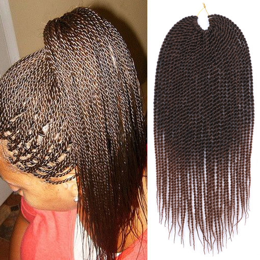 Us 699 Dairess 18 Inches 30strands Twist Crochet Hair Extensions