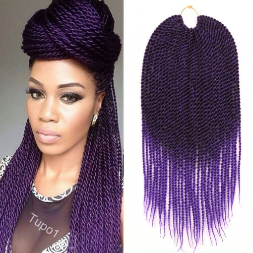 Us 699 Dairess 18 30roots 75g Senegalese Twist Hair Ombre