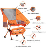 Moer Sky Folding Camping Chair, Lightweight Compact Portable Backpacking Chair, Heavy Duty 330lbs Capacity with Carry Bag, Breathable and Comfortable for Outdoor, BBQ, Hiking, Picnic, Fishing, Beach