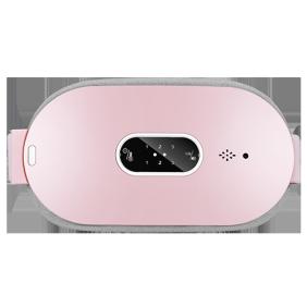 Uterus Warming Belt Vibration Massage Waist Massager Warmer