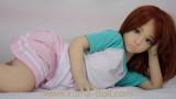 TPE製ラブドール DollHouse168 132cm バスト平ら Bel 沙良ちゃん (B工場製)