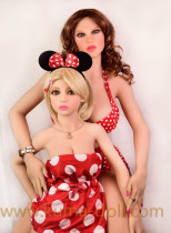 Doll forever 165cm Olivia and 130cm Phoebe