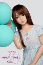 TPE製ラブドール AXB Doll  100cm バスト平ら#A-3