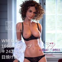 WM Dolls 166cm C-Cup #242 欧米仕様