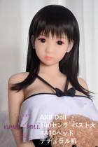 TPE製ラブドール AXB Doll 100cm バスト大 #10