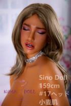 フルシリコン製ラブドール  Sino Doll 159cm  #17