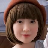 フルシリコン製ラブドール  Sino Doll 152cm  #9