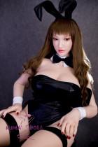 フルシリコン製ラブドール  Sino Doll 155cm  #21