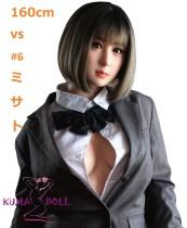 フルシリコン製ラブドール  RZR Doll 160cm No.6 Big Breast