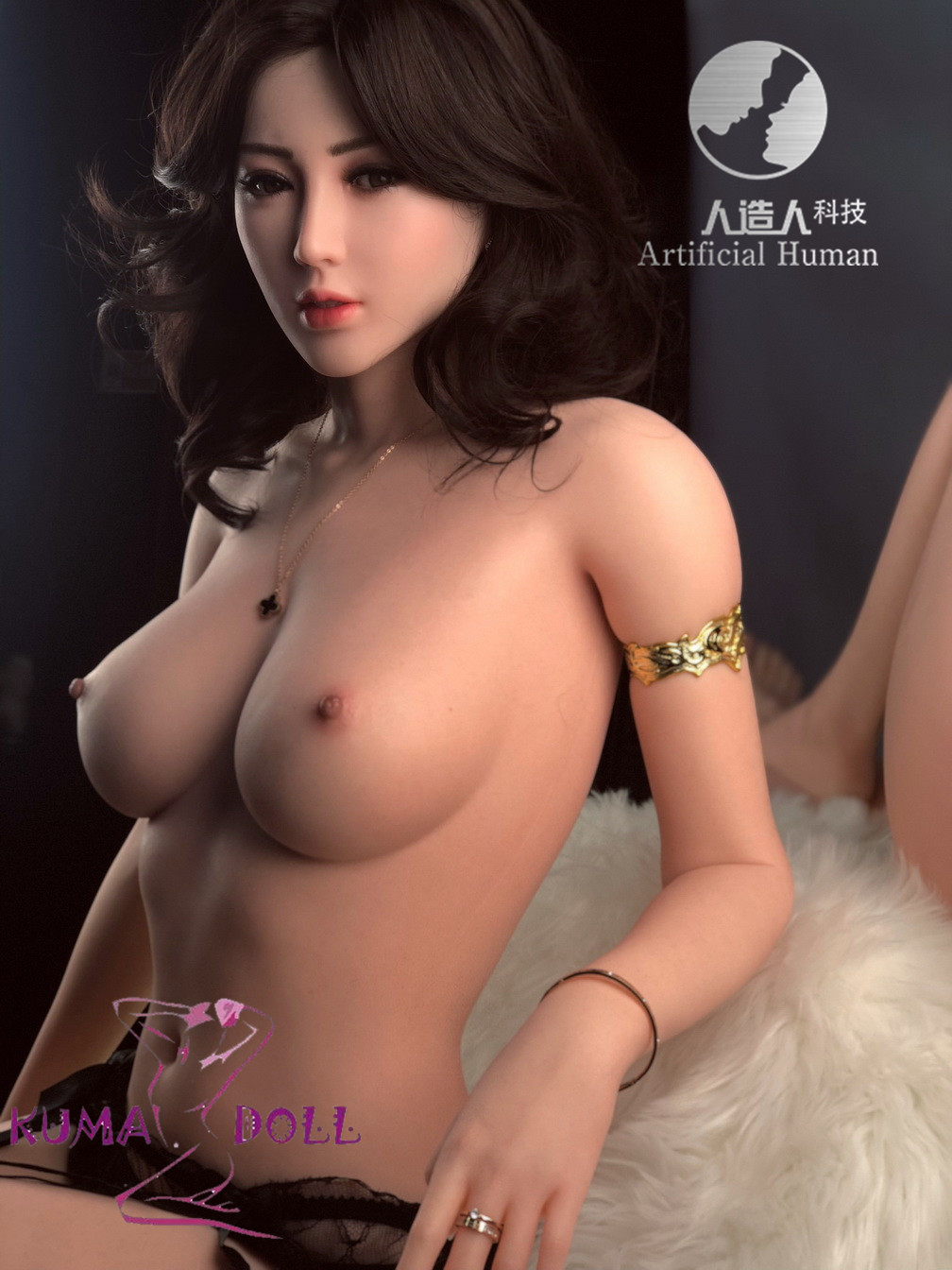 フルシリコン製ラブドール  RZR Doll 165cm No.7 美乳