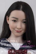 シリコン製ヘッド KUMA DOLLオリジナル  Nanami 頭部のみ
