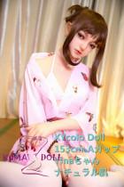 フルシリコン製ラブドール XYcolo Doll 153cm A-cup 依娜Yina 材質選択可能