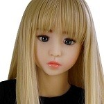 TPE製ラブドール DollHouse168 128cm バスト平ら Molly (B工場製)