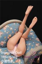 TPE製ラブドール Irontech Doll 106cm leg