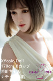 フルシリコン製ラブドール XYcolo Doll 170cm 若叶ちゃん 材質選択可能