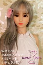 TPE製ラブドール WM Dolls 156cm Bカップ #153