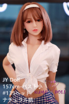 TPE製ラブドール JY Doll 157cm  #135 バスト小