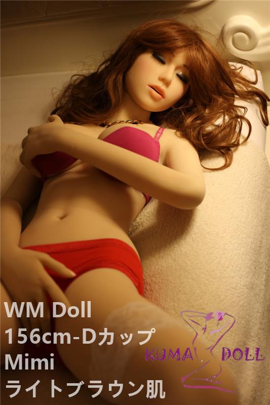 TPE製ラブドール WM Dolls 156cm D-Cup Mimi 欧米仕様