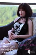 フルシリコン製ラブドール  RZR Doll 148cm No.9 静子ちゃん