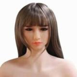 TPE製ラブドール JY Doll 170cm バスト大 シリコンヘッド 小倩