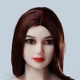TPE製ラブドール Irontech Doll 165cm Aカップ Akisha