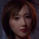 フルシリコン製ラブドール Sino Doll 75cmトルソー 腕付き #35