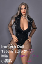 TPE製ラブドール Irontech Doll 156cm Mia