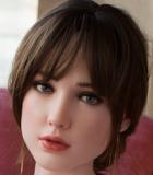 フルシリコン製ラブドール  RZR Doll 新発売 162cm 紀香ちゃんの瞑り目