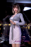 フルシリコン製ラブドール XYcolo Doll 163cm C-cup Yinan 材質選択可能