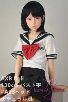 TPE製ラブドール AXB Doll 130cm バスト平 #93