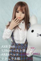 TPE製ラブドール AXB Doll 128cm バスト平ら #84