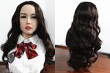 シリコン製頭部+TPEボディ MZR Doll 160cm Coco #1