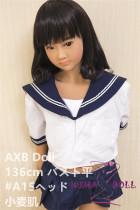 TPE製ラブドール AXB Doll 136cm バスト平 #15