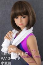 TPE製ラブドール AXB Doll 136cm バスト平 #13