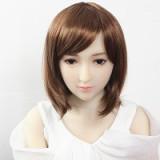 TPE製ラブドール AXB Doll 120cm バスト平ら #84