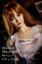 TPE製ラブドール Qita Doll 152cm 美乳 #6