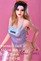TPE製ラブドール Irontech Doll 165cm Aカップ Emily
