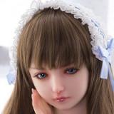 フルシリコン製ラブドール XYcolo Doll 153cm A-cup 依娜 材質選択可能