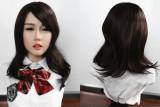 シリコン製頭部+TPEボディ MZR Doll 150cm Mika #4