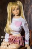 TPE製ラブドール Qita Doll 155cm #2 ふくよか系
