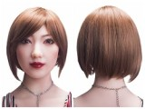 フルシリコン製ラブドール Sino Doll #30B ボディ選択可能 組み合わせ自由