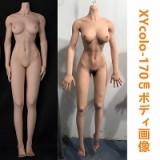 フルシリコン製ラブドール XYcolo Doll ボディのみ専用販売ページ 頭部無し